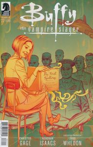 [Buffy The Vampire Slayer: Season 10 #22 (Product Image)]