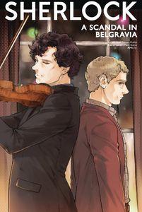 [Sherlock: Scandal In Belgravia #4 (Cover C Jay) (Product Image)]