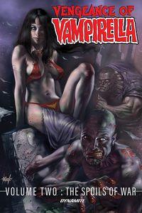 [Vengeance Of Vampirella: Volume 2: Spoils War (Product Image)]