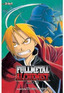 [Fullmetal Alchemist: Volume 1 (3 In 1 Edition) (Product Image)]