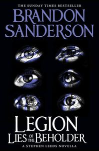 [Legion: Lies Of The Beholder (Hardcover) (Product Image)]