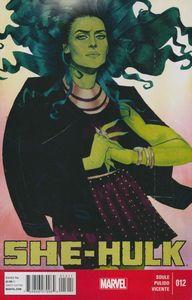 [She-Hulk #12 (Product Image)]