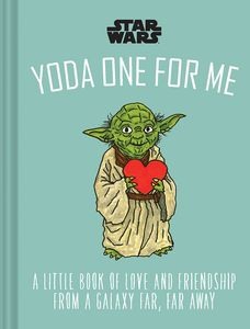[Star Wars: Yoda One for Me (Hardcover) (Product Image)]