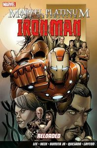 [Marvel Platinum: The Definitive Iron Man: Reloaded (UK Edition) (Product Image)]