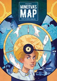 [The cover for Minervas Map Key To A Perfect Apocalypse #1]