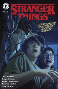 [Stranger Things: Science Camp #1 (Cover C Ruiz) (Product Image)]