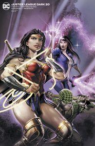 [Justice League Dark #20 (Clayton Crain Variant Edition) (Product Image)]