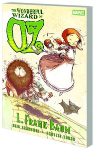 [Oz: The Wonderful Wizard Of Oz (Product Image)]