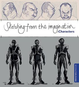 [Sketching From The Imagination: Characters (Product Image)]