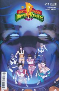 [Mighty Morphin Power Rangers #15 (Main Cover) (Product Image)]