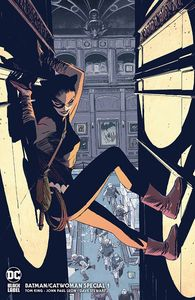 [Batman/Catwoman Special #1 (Lee Weeks Cardstock Variant) (Product Image)]