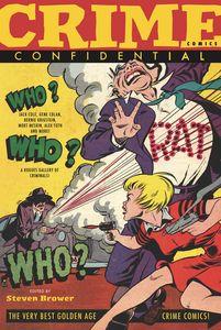 [Crime Comics Confidential (Product Image)]