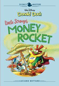 [Disney Masters: Volume 2: Walt Disney's Donald Duck: Uncle Scrooge's Money Rocket (Hardcover) (Product Image)]