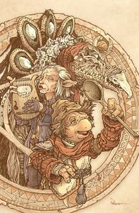 [Jim Henson's Dark Crystal: Age Of Resistance #6 (Peterson Variant) (Product Image)]