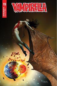 [Vampirella #19 (Cover D Gunduz) (Product Image)]