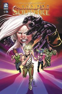 [All New Soulfire #5 (Cover A Cafaro) (Product Image)]
