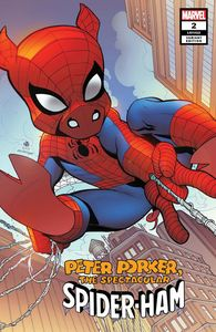 [Spider-Ham #2 (Bradshaw Variant) (Product Image)]