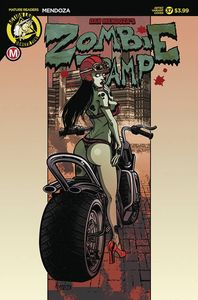 [Zombie Tramp Ongoing #37 (Cover E Artist) (Product Image)]