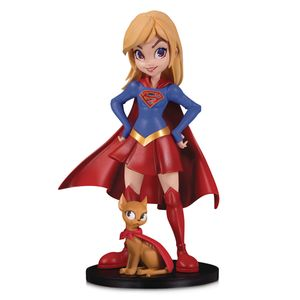 [DC: Artists Alley Vinyl Figure: Supergirl By Zullo (Product Image)]