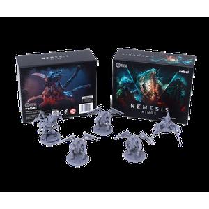 [Nemesis: Alien Kings Expansion (Product Image)]