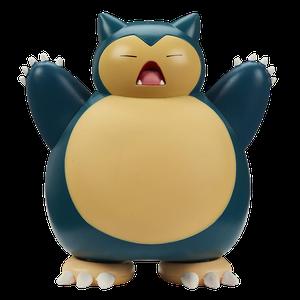 [Pokémon: Battle Feature Figure: Snorlax (Product Image)]