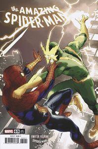 [Amazing Spider-Man #69 (Parel Spider-Man Villains Variant) (Product Image)]