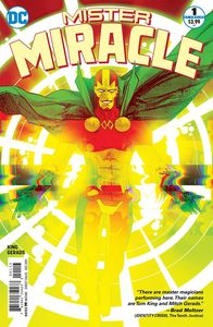 [Mister Miracle #1 (3rd Printing) (Product Image)]