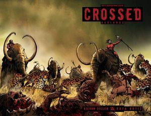 [Crossed: Badlands #79 (Megafauna Mayham Cover) (Product Image)]