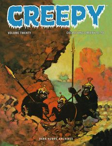[Creepy Archives: Volume 20 (Hardcover) (Product Image)]