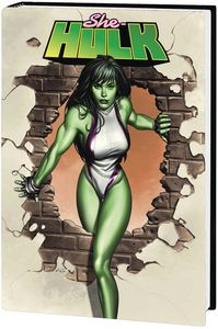 [She-Hulk By Dan Slott: Omnibus (Hardcover) (Product Image)]