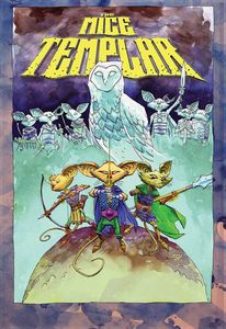 [Mice Templar: Volume 5 (Product Image)]
