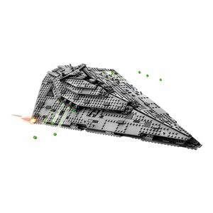 [LEGO: Star Wars: The Last Jedi: First Order Star Destroyer (Product Image)]