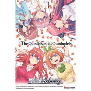 [Weiß Schwarz: The Quintessential Quintuplets: Quintessential Set (Product Image)]