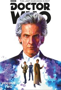 [Doctor Who: The Lost Dimension: Volume 2 (Product Image)]