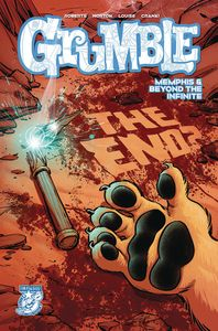 [Grumble: Memphis & Beyond The Infinite #5 (Product Image)]