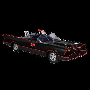 [DC: Batman '66: Retro Action Figure Vehicle: Batmobile (Product Image)]
