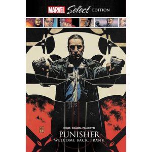 [Punisher: Welcome Back, Frank (Marvel Select Hardcover) (Product Image)]