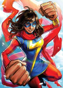 [Magnificent Ms Marvel #3 (Sujin Jo Marvel Battle Lines Variant) (Product Image)]