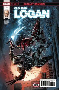 [Old Man Logan #33 (Legacy) (Product Image)]