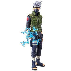 [Naruto Shippuden: Grandista Nero Figure: Hatake Kakashi (Product Image)]
