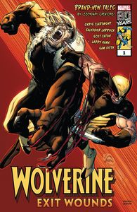 [Wolverine: Exit Wounds #1 (Product Image)]