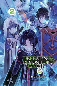 [Defeating The Demon Lord's A Cinch If You've Got A Ringer: Light Novel: Volume 2 (Product Image)]
