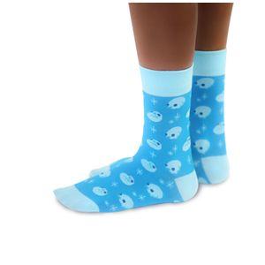 [Socks: Water Bear (Product Image)]