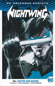 [Nightwing: Volume 1: Better Than Batman (Rebirth) (Product Image)]