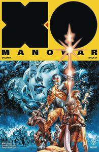 [X-O Manowar (2017) #1 (2nd Printing) (Product Image)]
