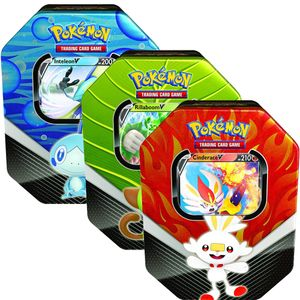 [Pokemon: Spring Tin (Product Image)]
