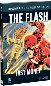 [DC Graphic Novel Collection: Volume 113: Flash: Fast Money (Hardcover) (Product Image)]