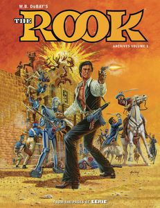 [The Rook: Archives: Volume 1 (Hardcover) (Product Image)]