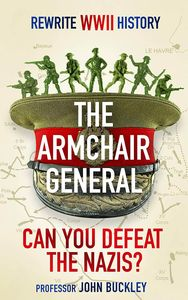 [The Armchair General: Can You Defeat The Nazis? (Hardcover) (Product Image)]