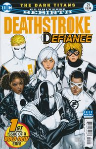 [Deathstroke #21 (Product Image)]